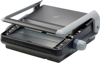 Bindegerät GBC MultiBind 230, Plastik-/Drahtbindung, bis 450/125 Blatt, Stanzen 30 Blatt, DIN A4
