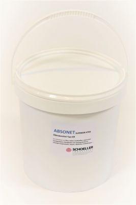 Bindemittel-Eimer Absonet Superior Xtra, Aufnahme bis zu 10,5 L, hohe Saugleistung