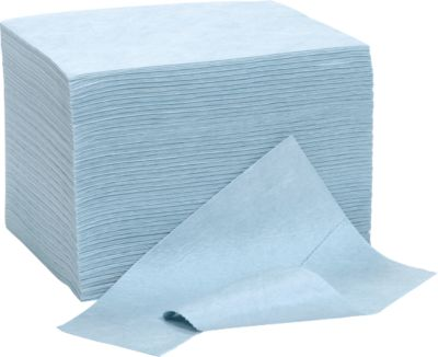 Bindfleece doeken FIRST, heavy, oliebindend, absorptievolume 108 L, 100 stuks