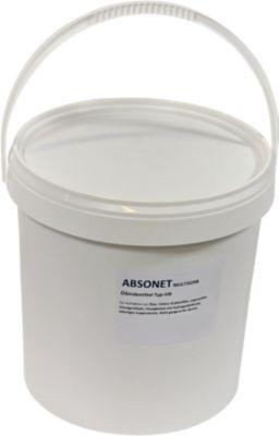 Bindmiddelbak Multisorb, opname tot 8,5 l, voor andere gevaarlijke stoffen dan zuren