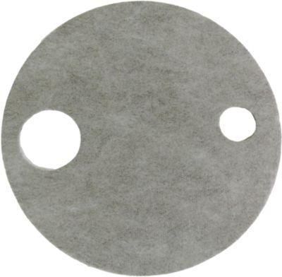 Bindtrommeldeksel BASIC universeel, Ø 560 mm, Ø 560 mm