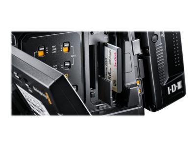 Blackmagic URSA Broadcast - Camcorder - nur Gehäuse - Speicher: Flash-Karte