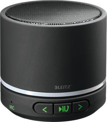 Bluetooth-Lautsprecher Leitz WOW Complete Mini, schwarz