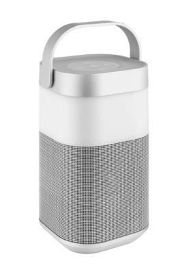 Bluetooth-Lautsprecher Metmaxx AmbientSoundTower, 5 W, BT 5.0, 5 h Spielzeit, wählbare Lichtfarben