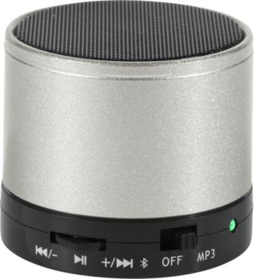 Bluetooth-luidspreker, zilver