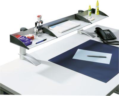 Board Master, einfach, 1000 mm, Standfüße, lichtgrau