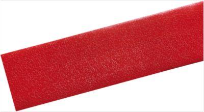 Bodenmarkierungsband Durable, staplerfest, selbstklebend, 30 m Länge, rot
