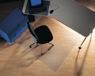 Bodenschutzmatte für Hartböden, 1500x1200 mm