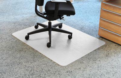 Bodenschutzmatte für Teppichböden 1500 x 1200, PVC
