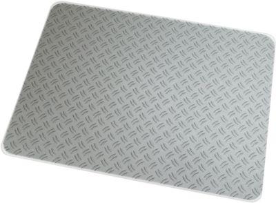 Bodenschutzmatte, Riffelblech, 1190 x 890 mm