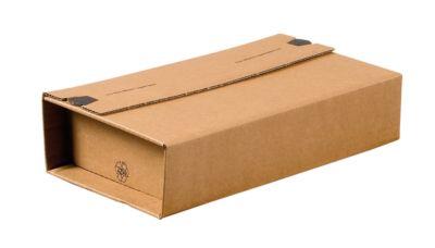 Boekverpakking, 147x126x55 mm, 20 stuks