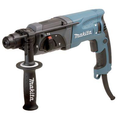 Bohrhammer HR 2470 für SDS-PLUS, Bohrdurchmesser 24 mm, 780 Watt, 1-Gang Getriebe