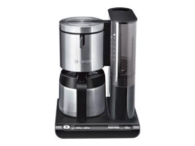 Bosch Styline TKA8653 - Kaffeemaschine mit Filterkaffeefunktion - Schwarz