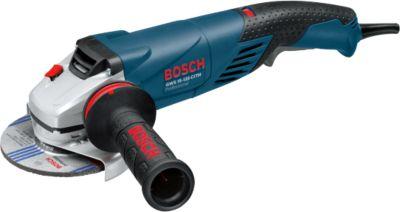 Bosch Winkelschleifer GWS 15-125 CITH, Handgriff links und rechts einsetzbar