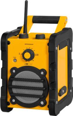 Bouwplaats-/werkplaatsradio
