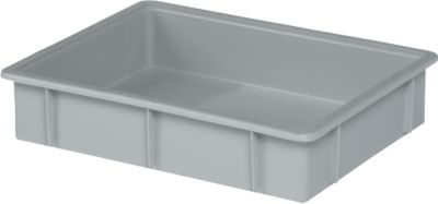 Box, Kunststoff, 10 l, grau
