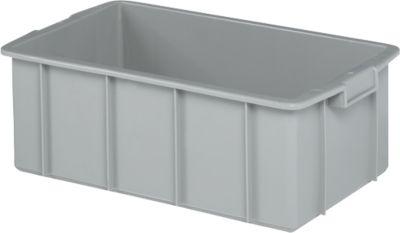 Box, Kunststoff, 31 l, grau