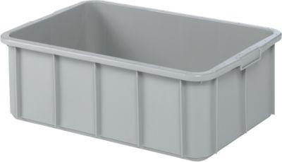 Box, Kunststoff, 35 l, grau