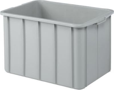 Box, Kunststoff, 96 l, grau