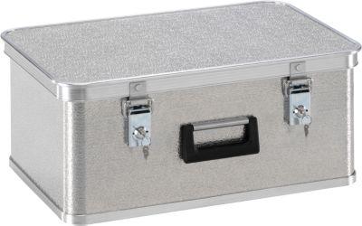 box van licht metaal
