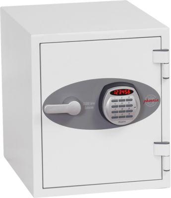 Brandwerende kluis DS 2001, afm. (bxdxh): 350 x 430 x 420 mm, elektronisch slot