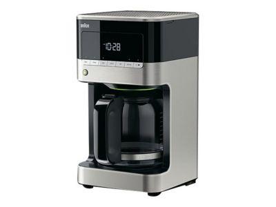 Braun PurAroma 7 KF 7120 - Kaffeemaschine - Edelstahl/Schwarz