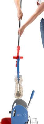 Brede mop in set, 40 cm