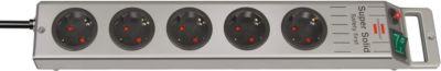 brennenstuhl® Sicherheits-Steckdosenleiste Standard, 5-fach