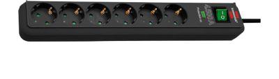 brennenstuhl® Überspannungsschutzleiste, 6-fach, 4.500 A