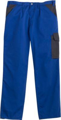 Broek blauw/antraciet, 64