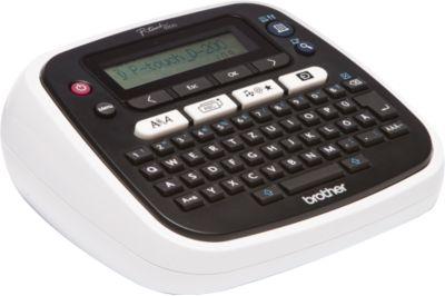 Brother Beschriftungsgerät P-touch D200BWVP