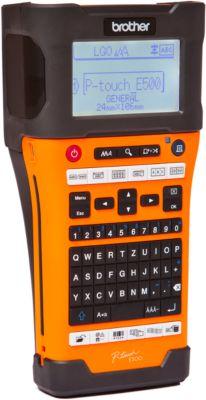 Brother Beschriftungsgerät P-touch E500VP