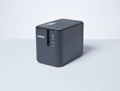 Brother Beschriftungsgerät PT-P900W, mit USB u. WLAN, Druckbreite bis 36 mm