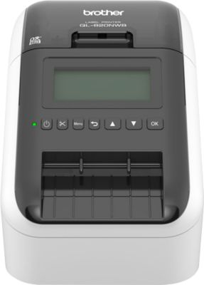 Brother Etikettendrucker P-touch QL-820NWB mit WLAN, LAN, Bluetooth