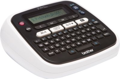 Brother labelmaker P-touch D200BWVP