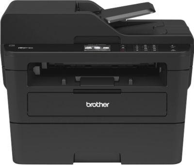 Brother Multifunktionsgerät MFC-L2730DW, S/W-Gerät, 4-in-1-Gerät, LAN u. WLAN