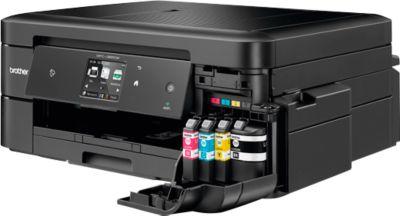 Brother Tinten-Multifunktionsgerät MFC-J985DW, Druck-, Kopier-, Scan- und Faxfunktion