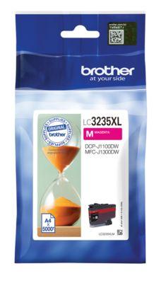 Brother Tintenpatrone LC-3235XLM, magenta, 5000 Seiten