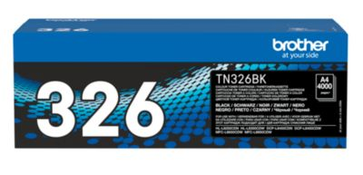 Brother toner TN-326BK