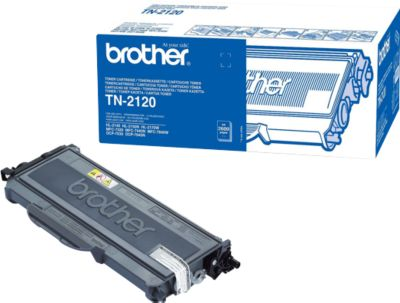 Brother Tonerkassette TN-2120, schwarz