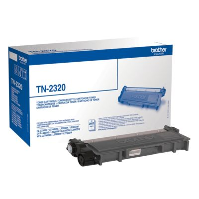 Brother Tonerkassette TN-2320, schwarz