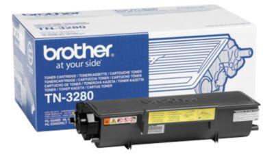 Brother Tonerkassette TN-3280, schwarz