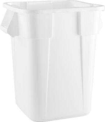 Brute-Container, eckig, 151 l, weiß