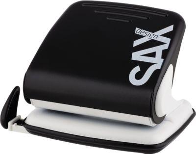 Bürolocher SAX 418, schwarz