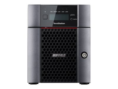 BUFFALO TeraStation 5410DN TS5410DN1602 - NAS-Server - 16 TB