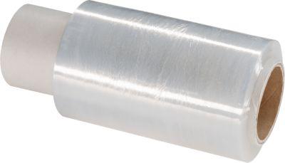 Bundelrekfolie/Mini-rekfolie, filmdikte 10 mic, transparant, breedte 100 mm, transparant