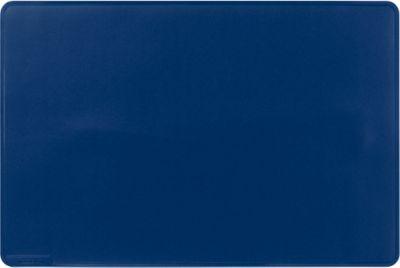 Bureau-onderlegger DURABLE zonder transparant dekblad, blauw
