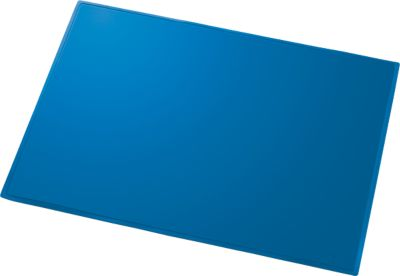 Bureau onderlegger LINEAR, blauw