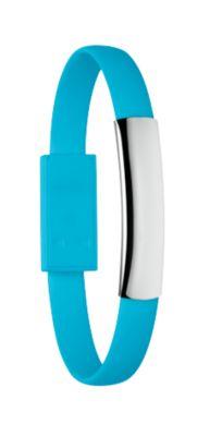 Cablet, Micro-USB Kabel, blau