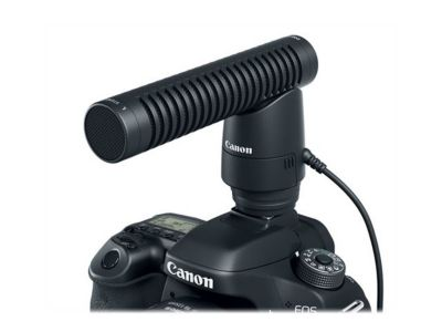 Canon DM-E1 - Mikrofon